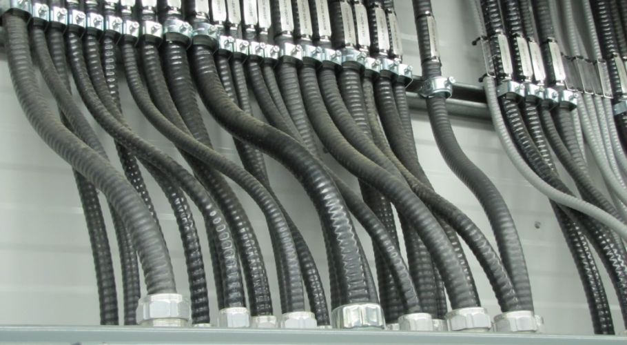 multiple cable runs