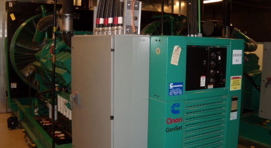 RIH Switchgear replacement