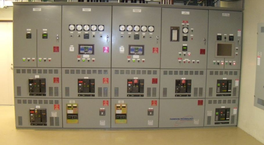 RIH switchgear replacement 1